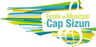 Logo ecole de musique cap sizun